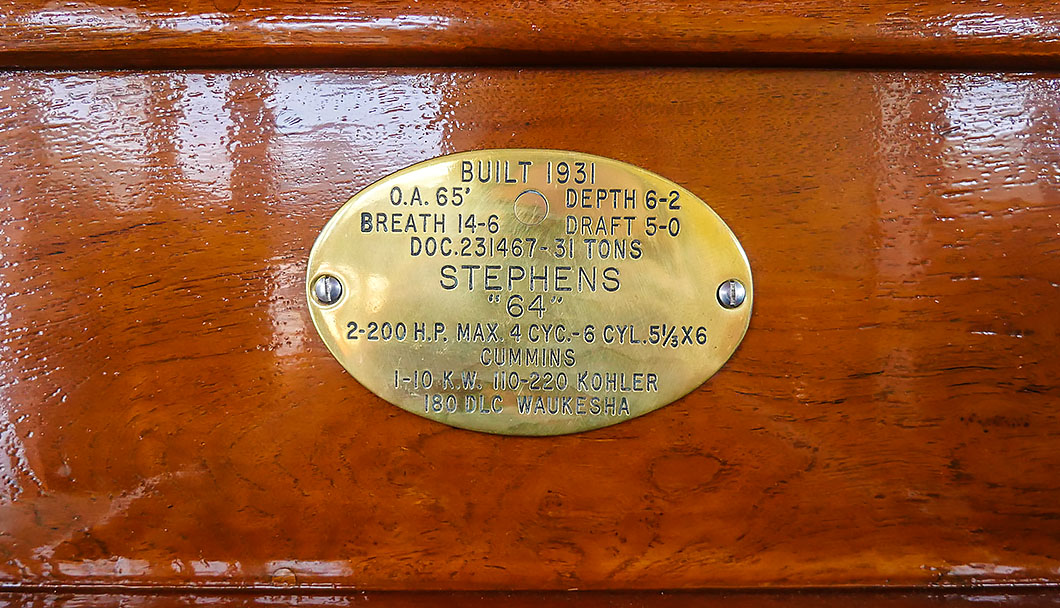 Stephens Boat Reunion